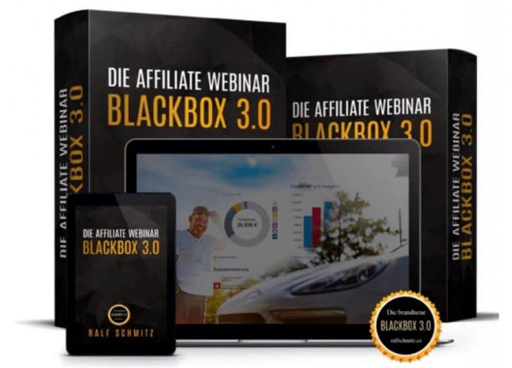 Affiliate Webinar Blackbox Erfahrungen