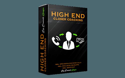 High End Closer Erfahrungen