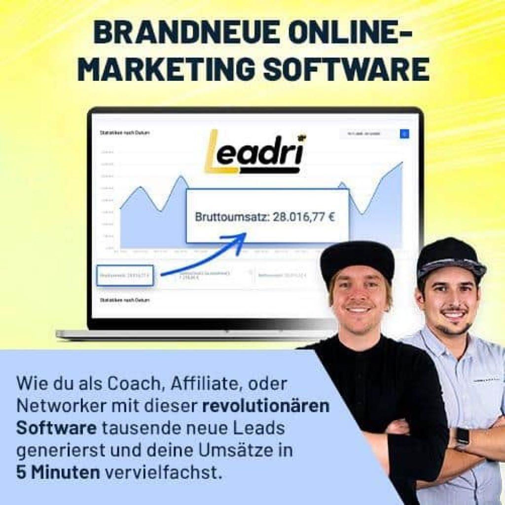 Leadri Software Erfahrungen