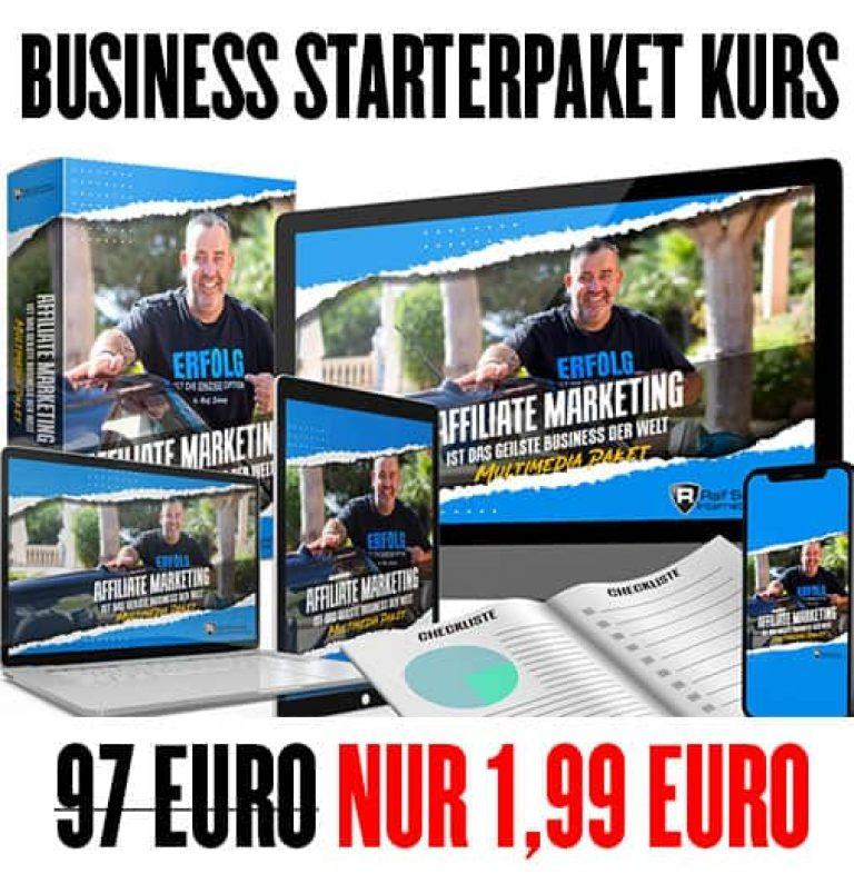 Business Starterpaket Erfahrungen