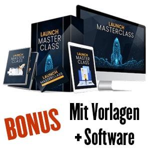 Launch Masterclass Erfahrung