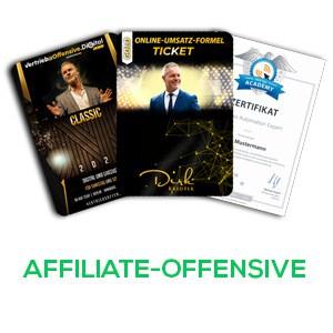 Affiliate Offensive 2021 Dirk Kreuter