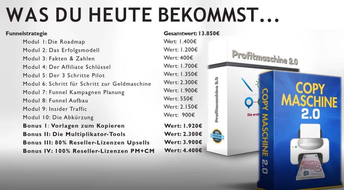 Funnel System Mathias Ullrich Kosten Preis kaufen