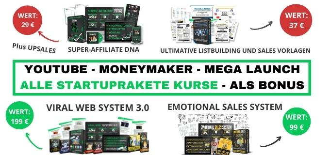 Eric Hüther Youtube Money Maker