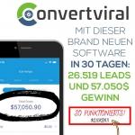 Convert Viral – Die Brandneue Software von Tommy Seewald und Sven Hansen (Convert Tools)