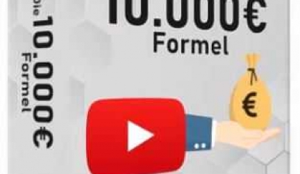 ▷Die 10.000 € Formel Youtube von Eric Hüther (Einblicke in den Onlinekurs)
