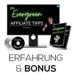 Die Evergreen Affiliate Tipps von Daniel Kocks (Wie online Geld verdienen)