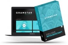 Gramstar ⭐️ Community ✓ Erfahrung  & Test ✓ (Leon Weidner)