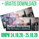 Online Marketing Performance Weekend (OMPW) – Jens Neubeck & Sales Angels