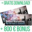 Online Marketing Performance Weekend (OMPW) – Jens Neubeck & Sales Angels